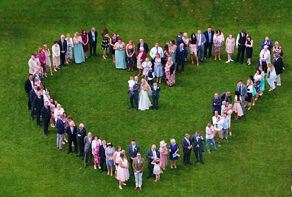 Drone Wedding Photography Farnborough